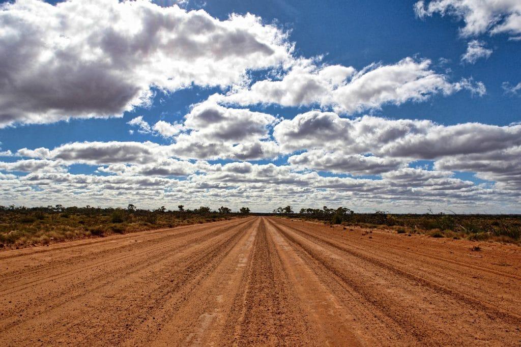Australijskie bezdroża fot. pixabay