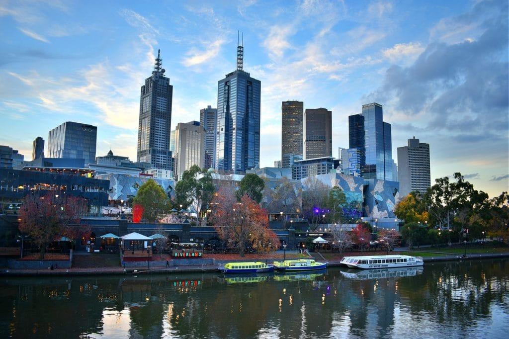 Melbourne fot. pixabay
