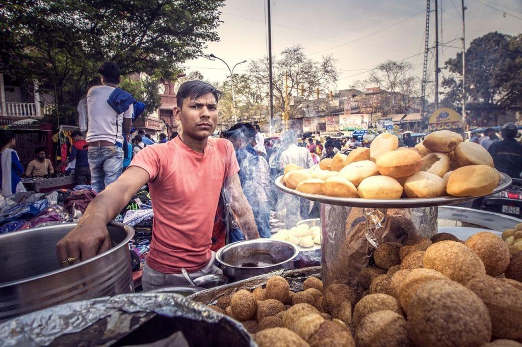 Delhi fot. pixabay