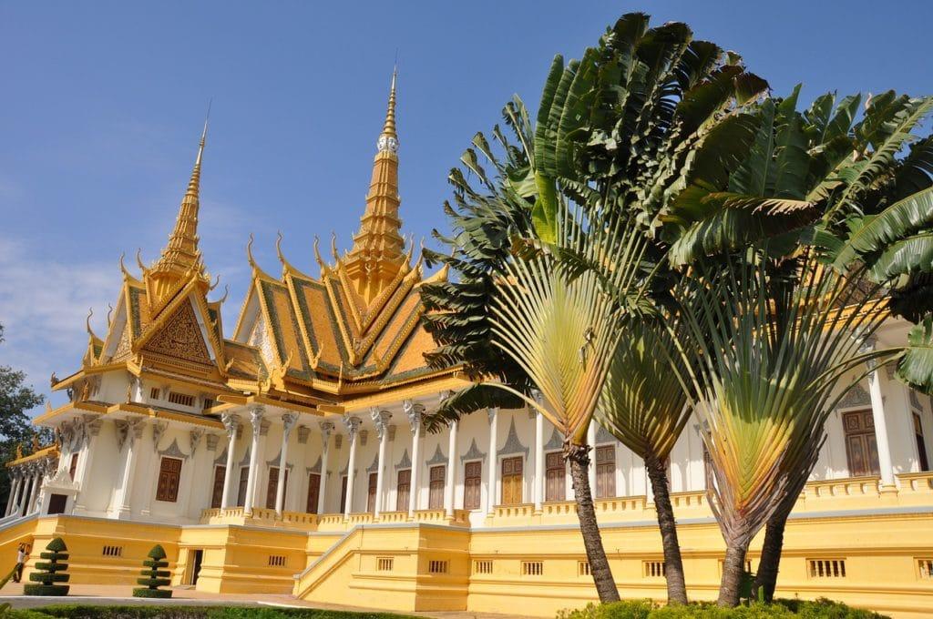 Phnom Penh fot. pixabay