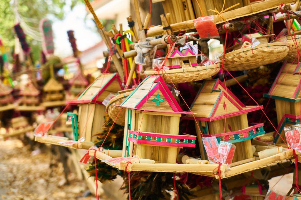Pamiątki z Kambodży