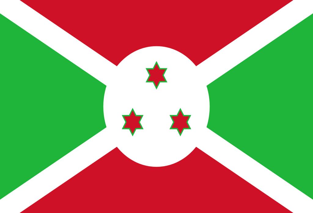 Flaga Burundi