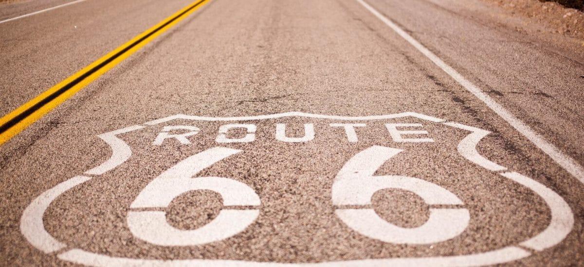 Najpiekniejsze road trips w USA