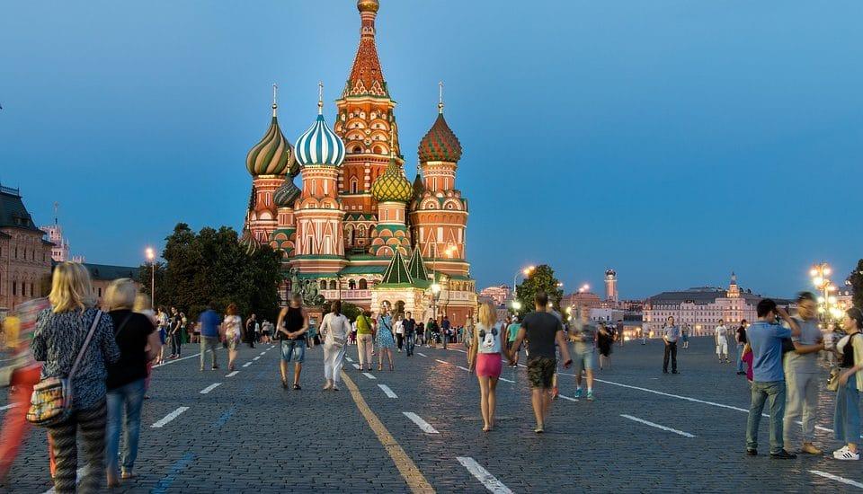 Kibicuję i podróżuję. Wybieramy 3 najlepsze lokalizacje podczas MŚ w Rosji 2018