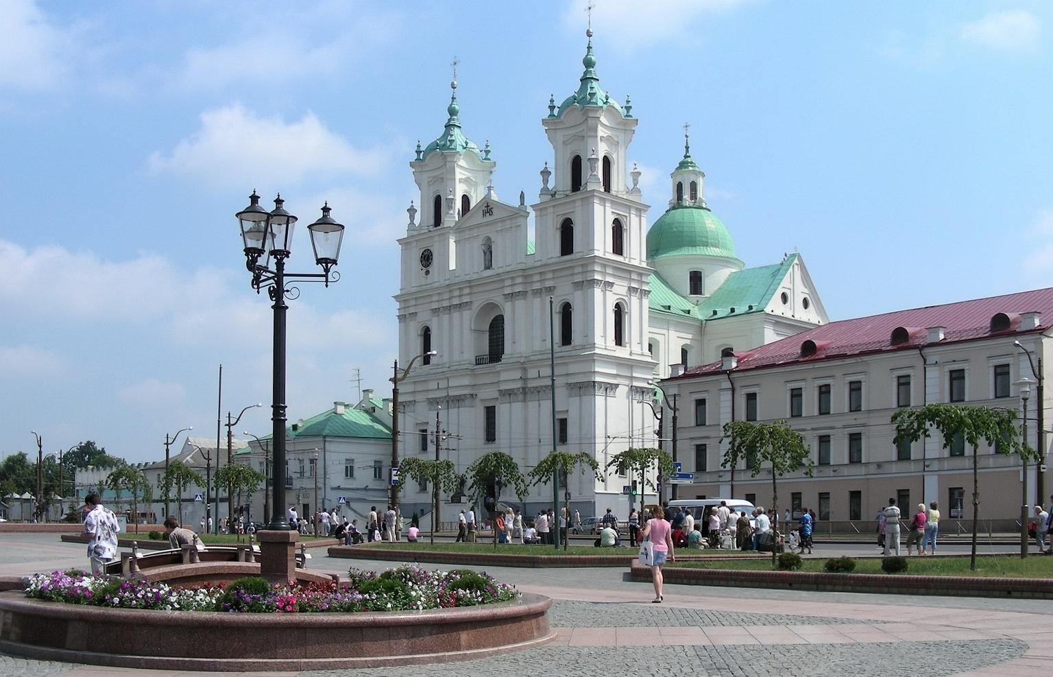 Bezwizowy wjazd na Białoruś w 2018 roku