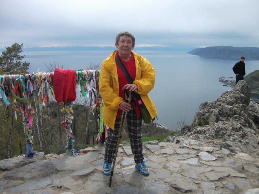 Relacja z podróży Pani Hanny po Syberii