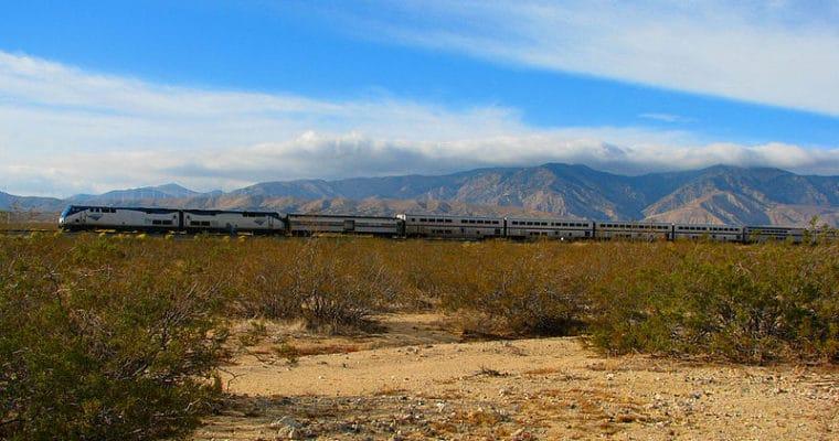 Ranking 8 najpiękniejszych widokowych tras pociągów w USA