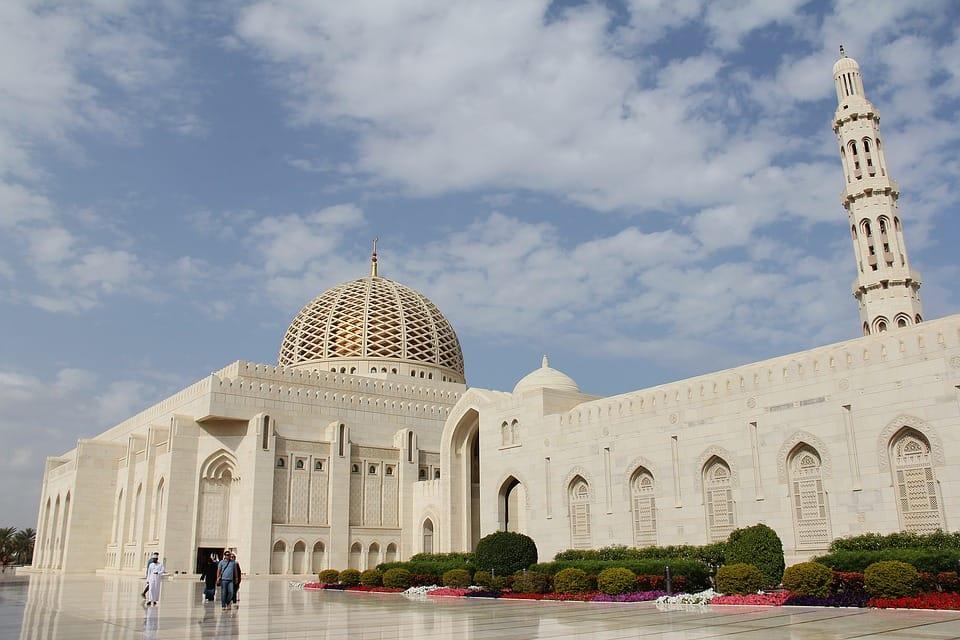 Meczet Sułtana Qaboos w Muskacie