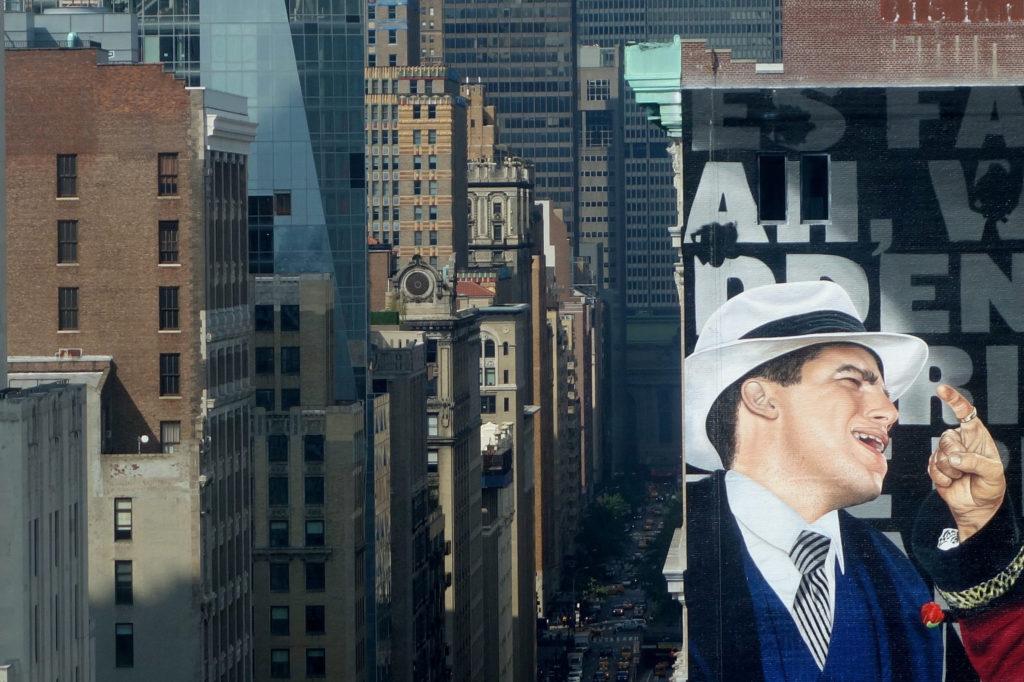 Graffiti w Nowym Jorku