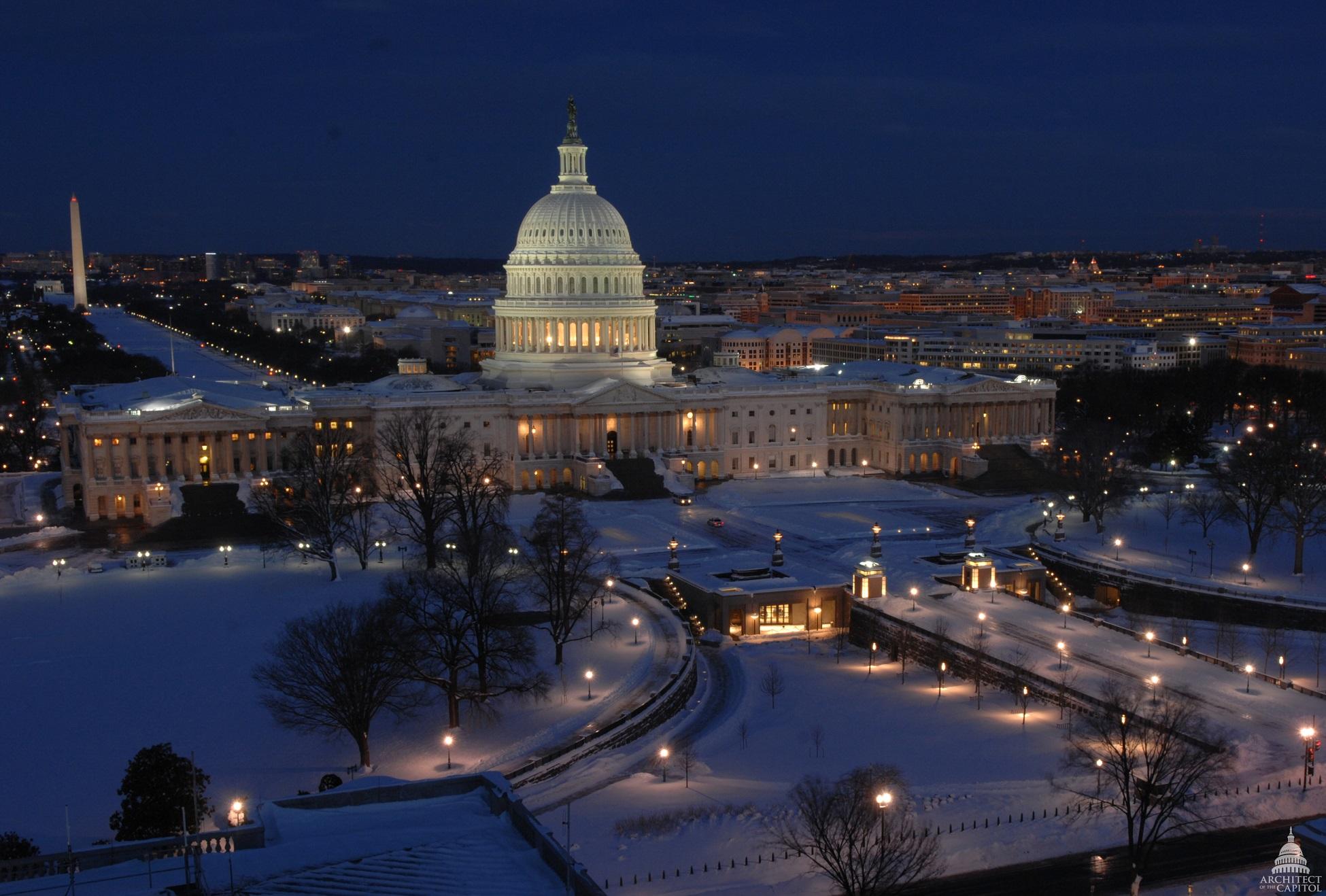 Zima w USA. Aina poleca 6 czarujących miast w Stanach Zjednoczonych