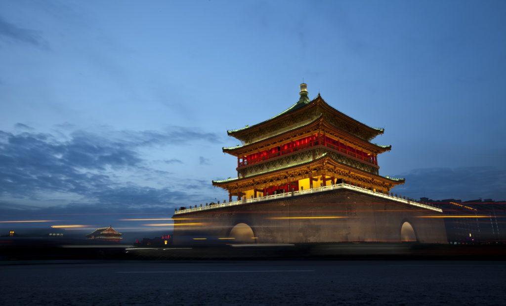 Chiny, Dzwonnica Xi'an