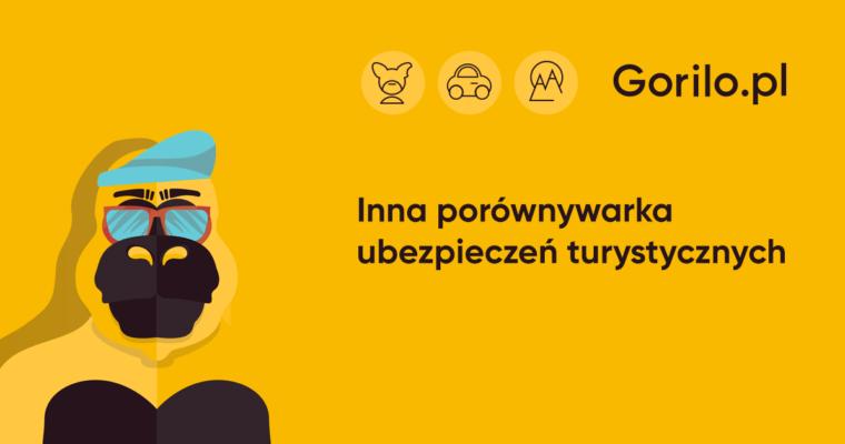 Aina Prezentuje Autorską Porównywarkę Ubezpieczeń Turystycznych – Gorilo.pl