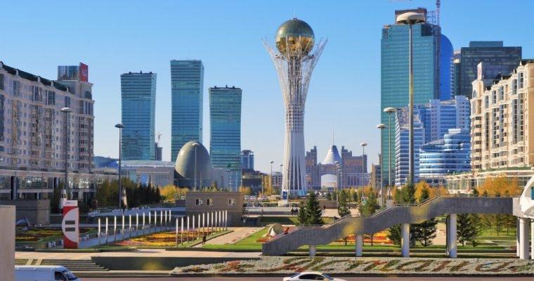 Kazachstan ma nową nazwę stolicy. I to nie prima aprilis.