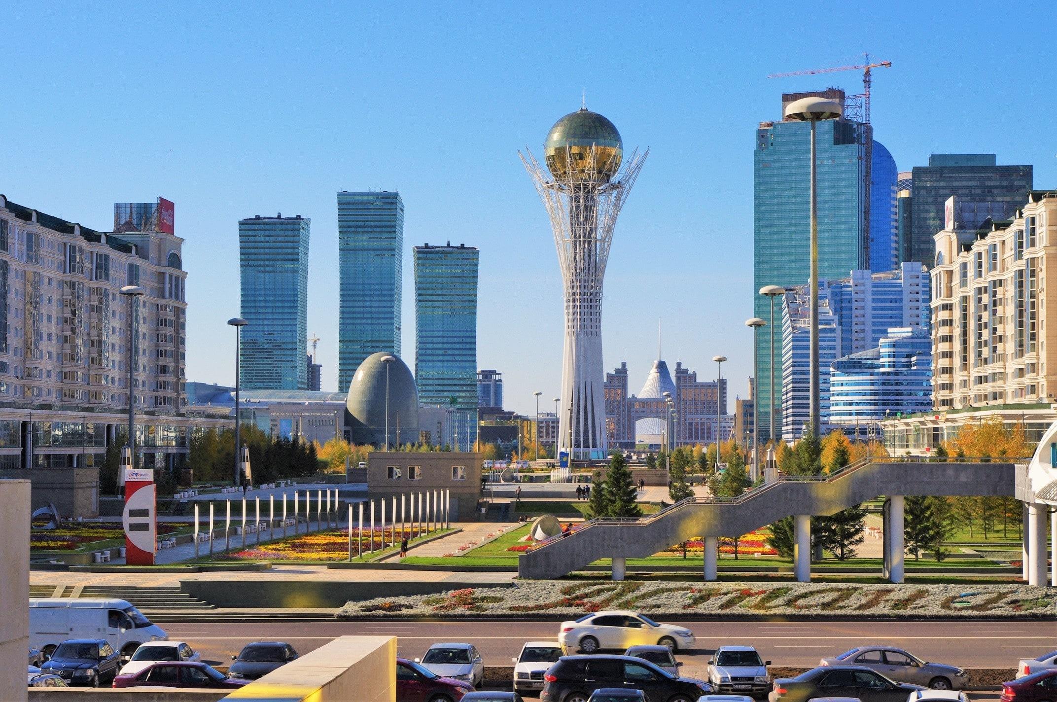 Nowa stolica Kazachstanu