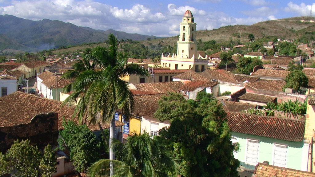 Trynidad de Cuba, stolica Kuby