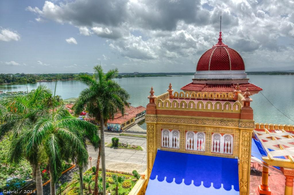 Palacio del Valle, Cienfuegos. Atrakcje Kuby