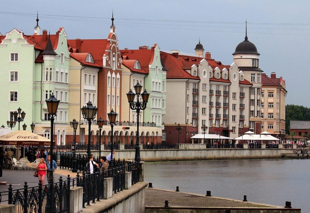 5 największych atrakcji Kaliningradu.