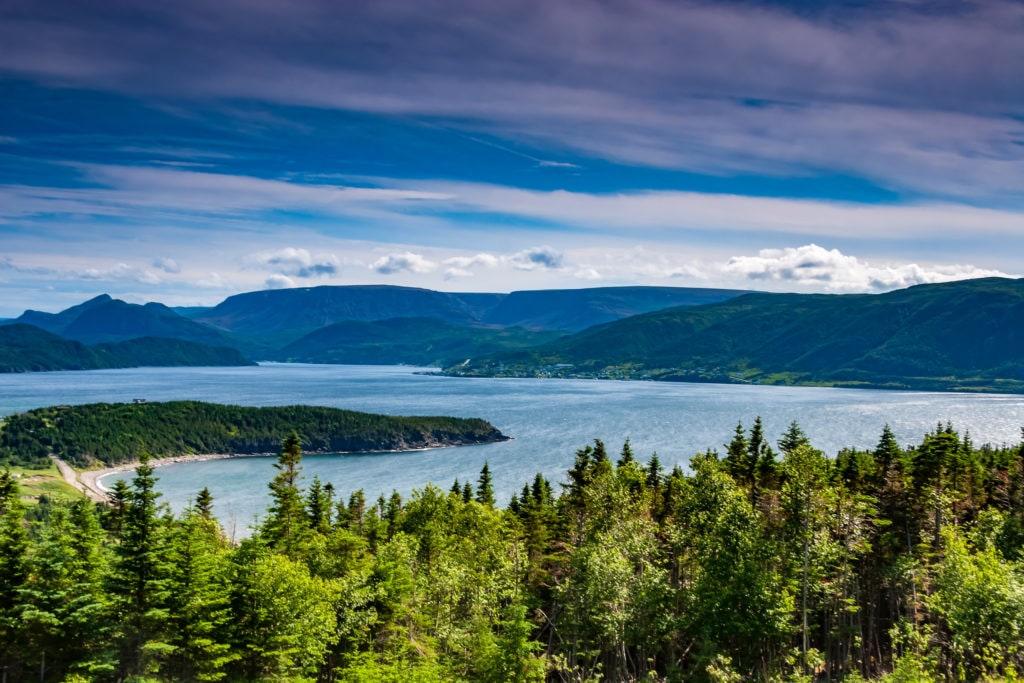 Park Narodowy Gros Morne